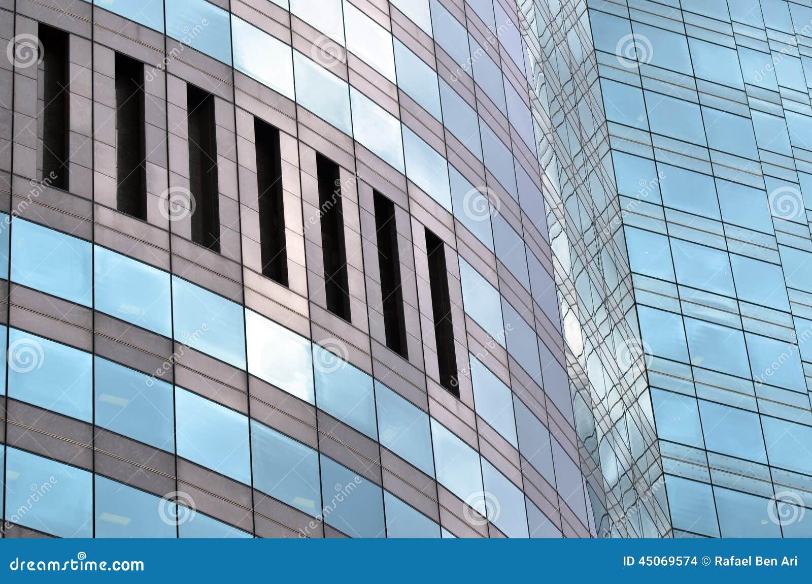 #83A328 Vidros De Janela Do Prédio De Escritórios Foto de Stock Imagem  1570 Vidros E Janelas