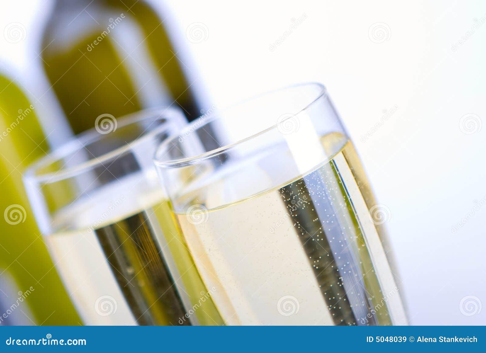 Vidros do vinho