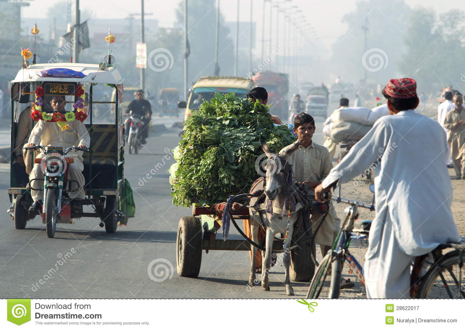 Vie quotidienne du Pakistan