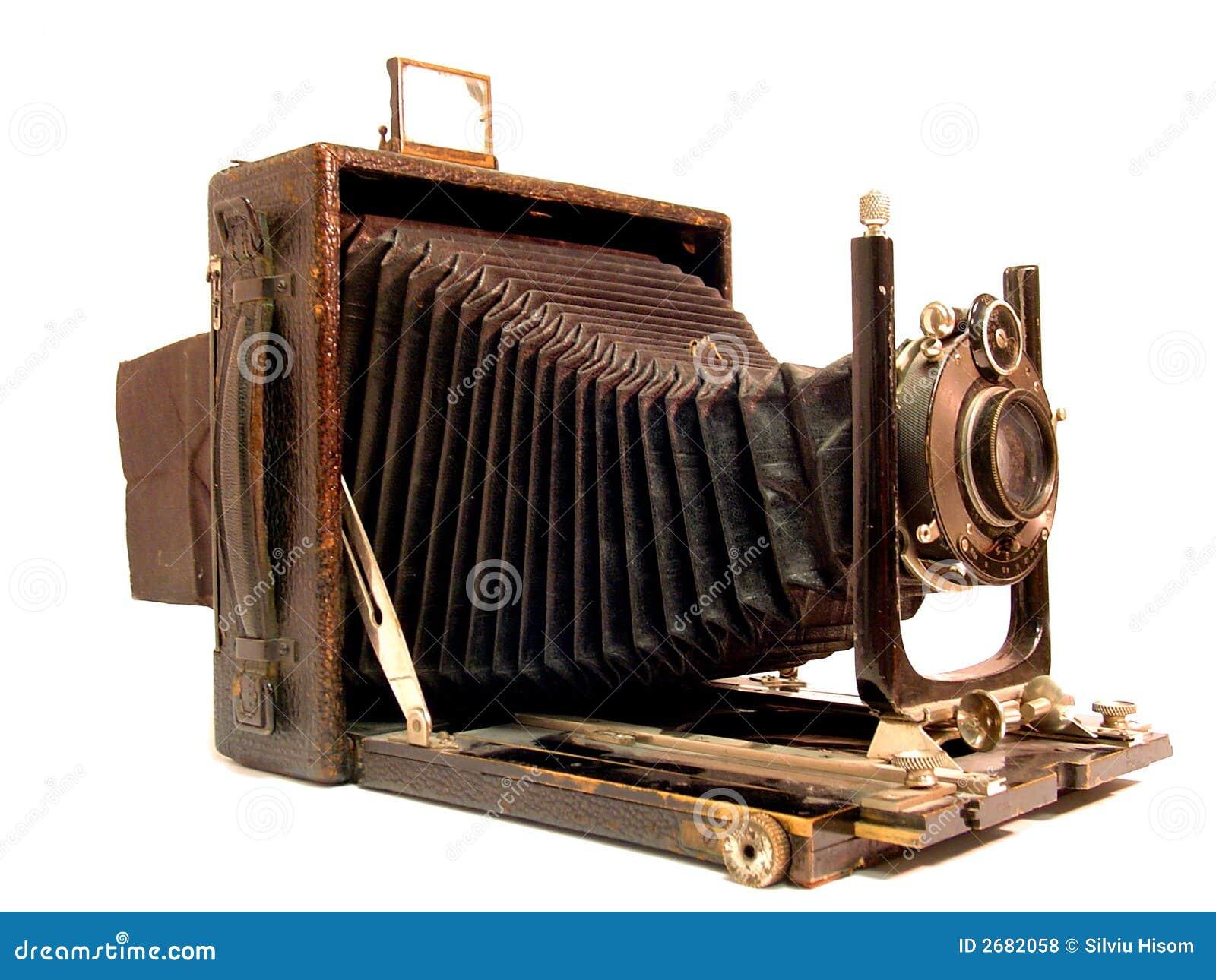 vieil appareil photo de photo photos libres de droits image 2682058. Black Bedroom Furniture Sets. Home Design Ideas