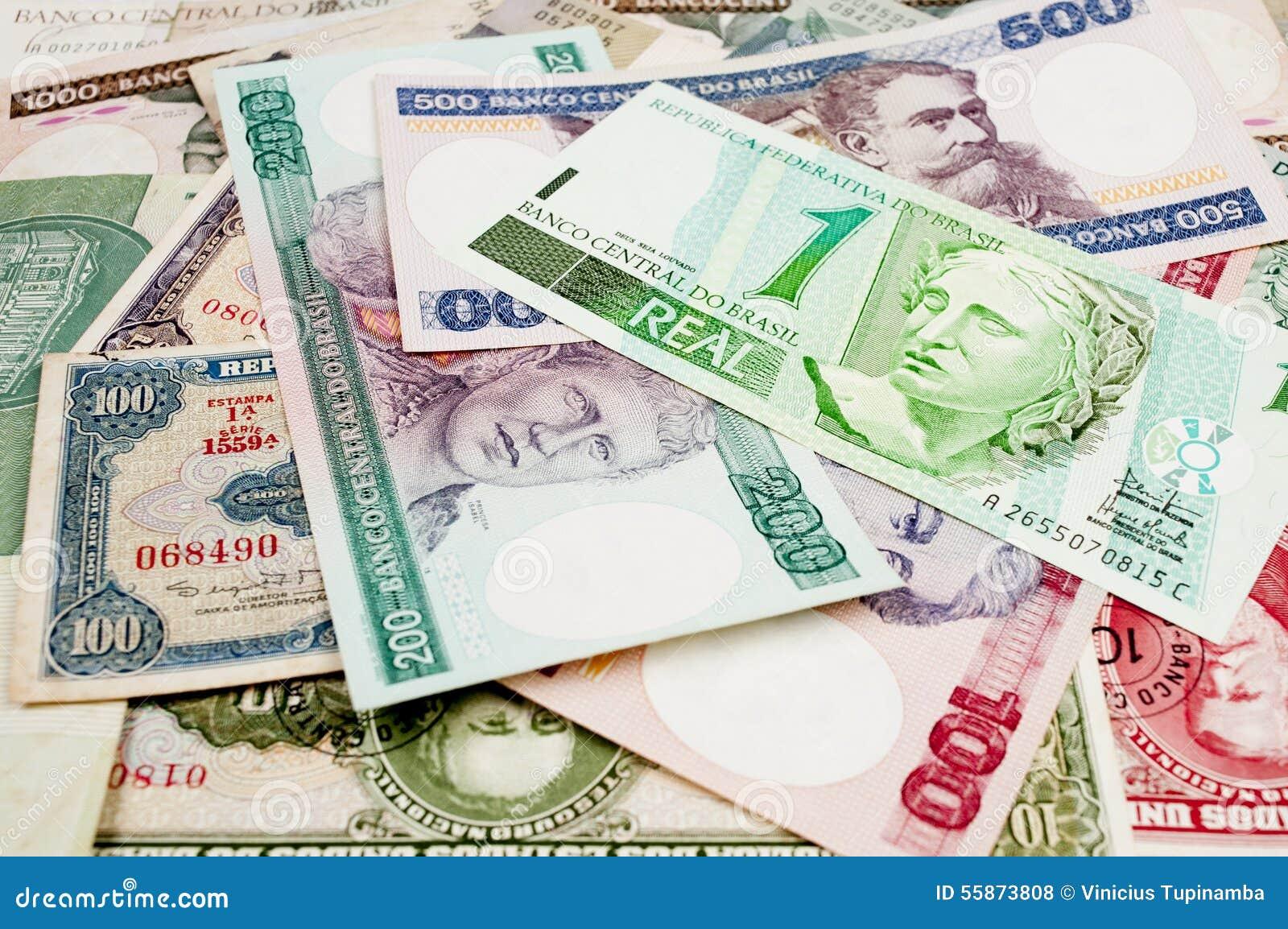 Vieil argent brésilien