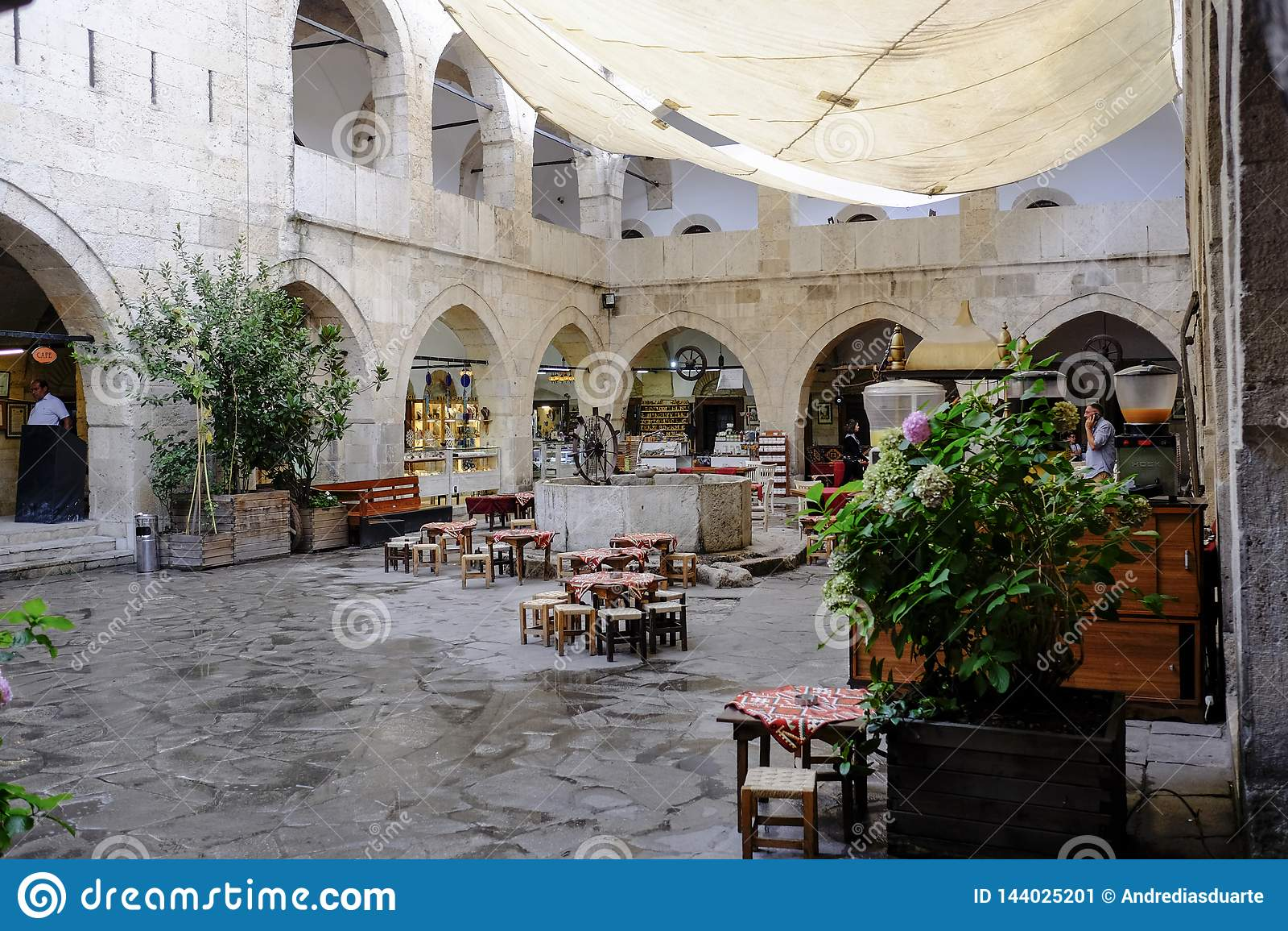 Vieil hôtel dans Safranbolu