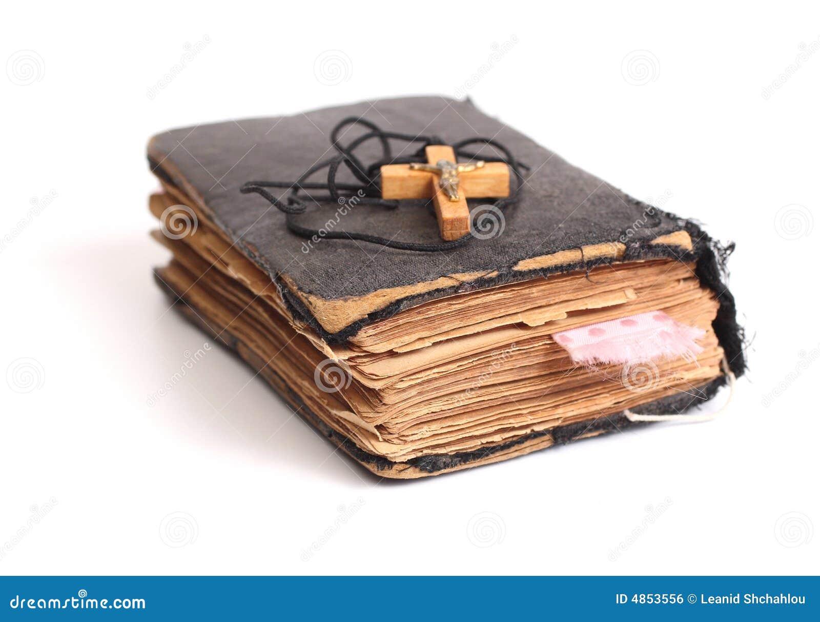 Vieille bible sainte