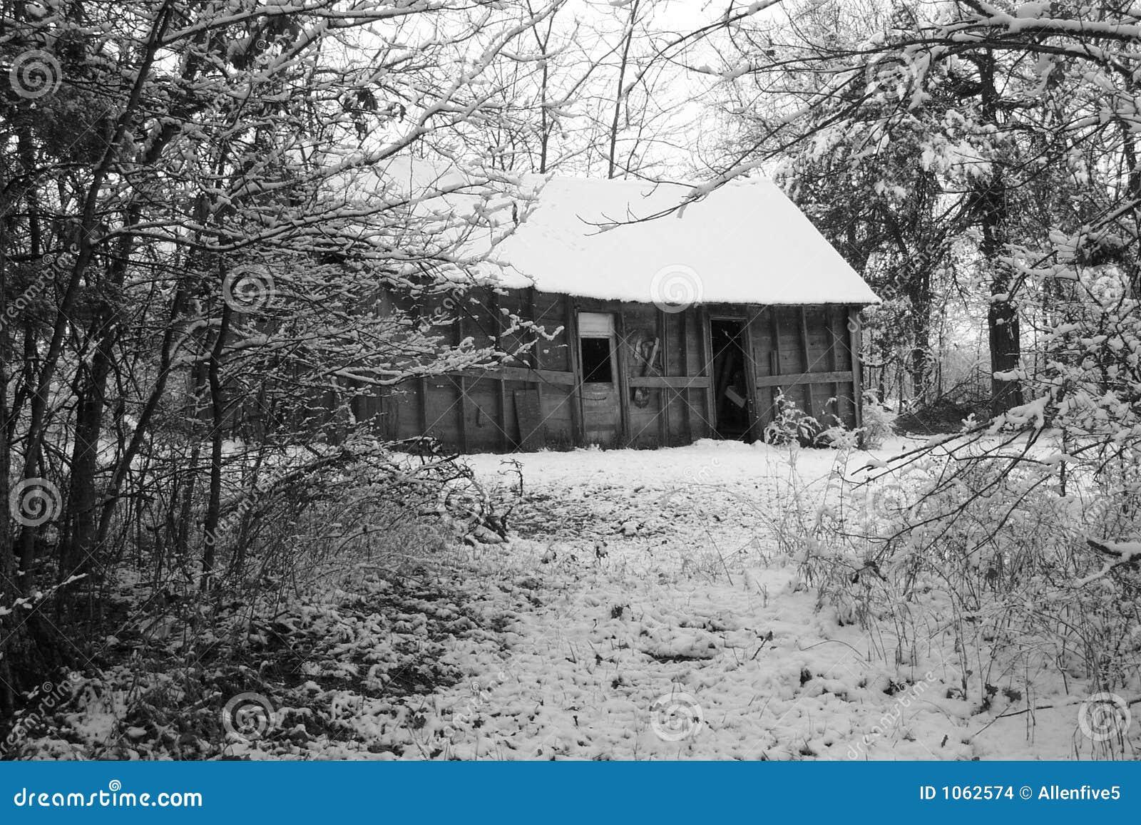 Vieille Chambre Noire Et Blanche Images Stock Image 1062574