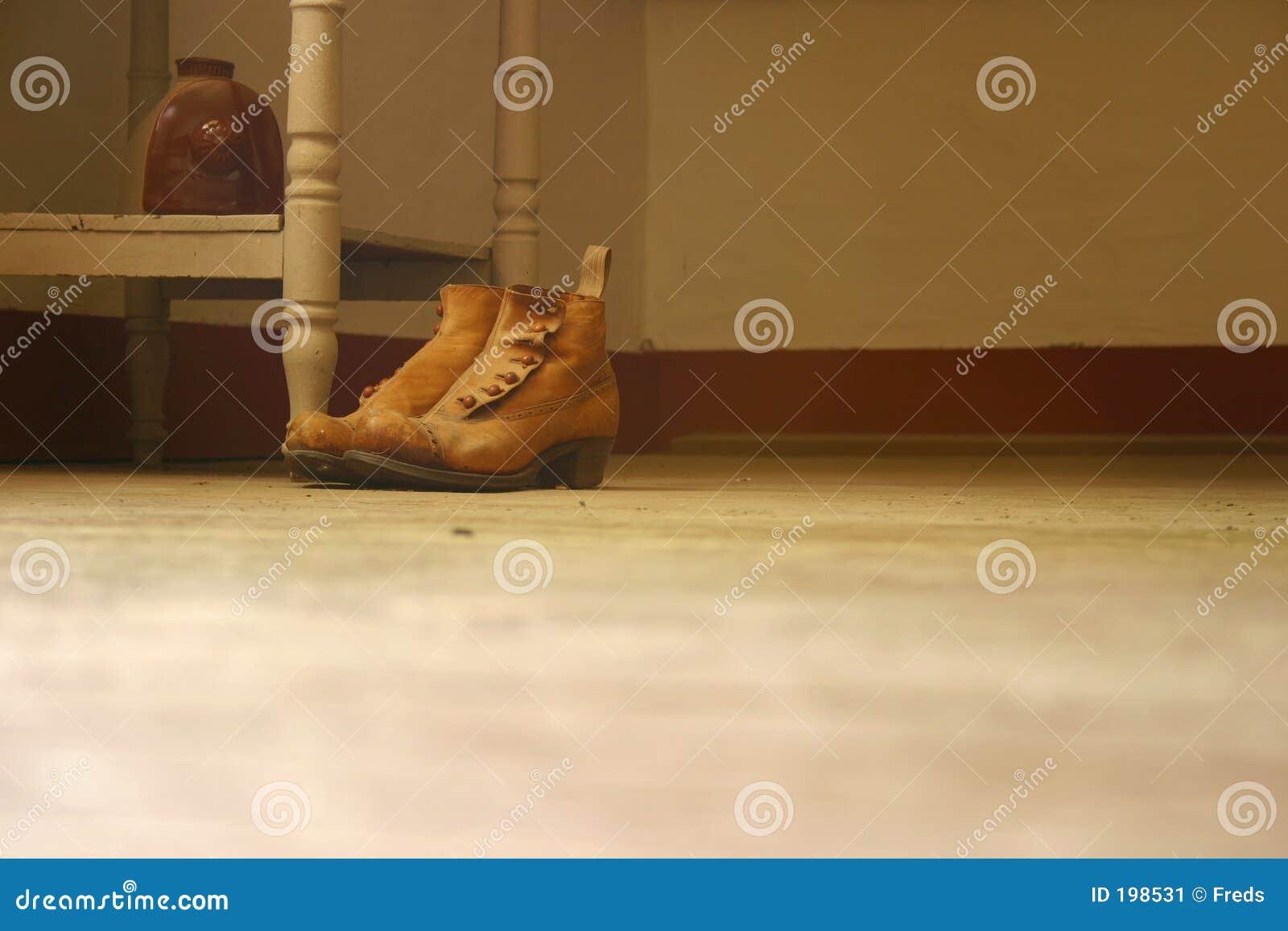 Vieille chaussure
