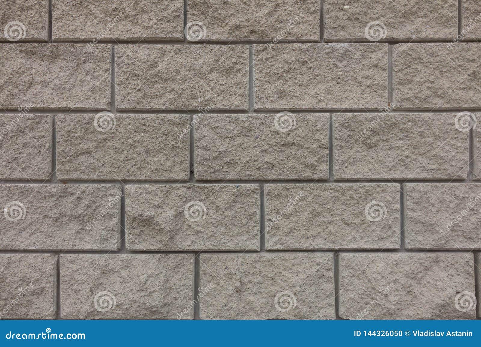 Vieille fin blanche de texture de fond de mur de briques