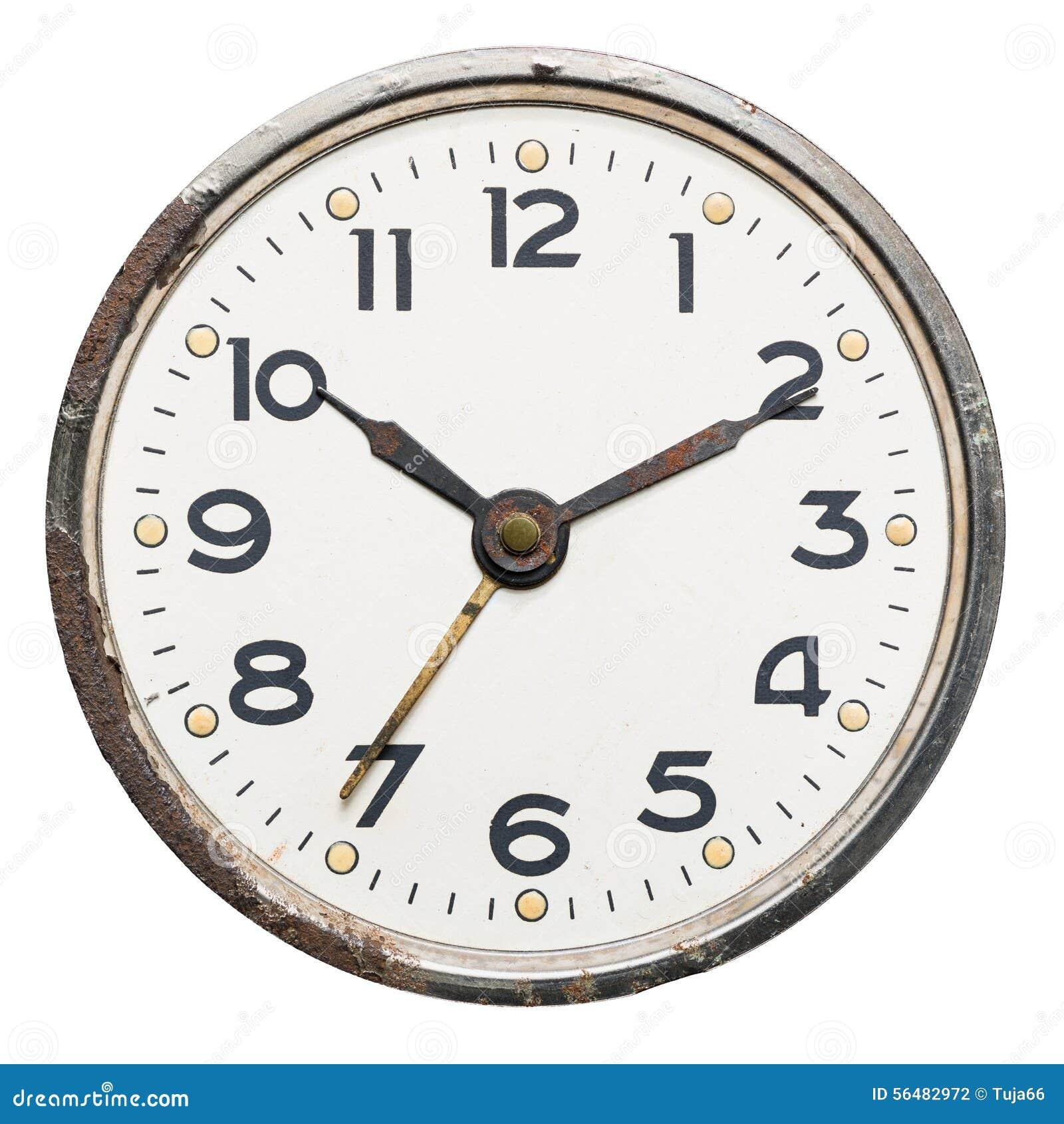 Vieille horloge