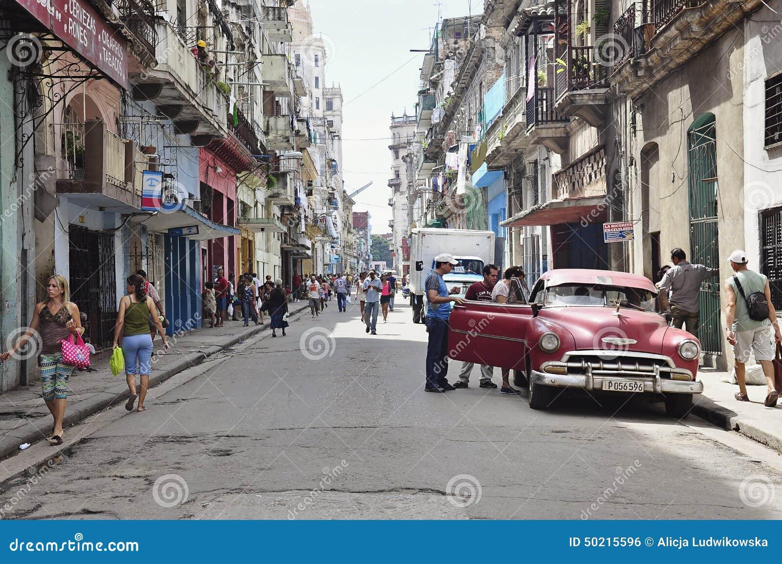 Vieille La Havane, Cuba