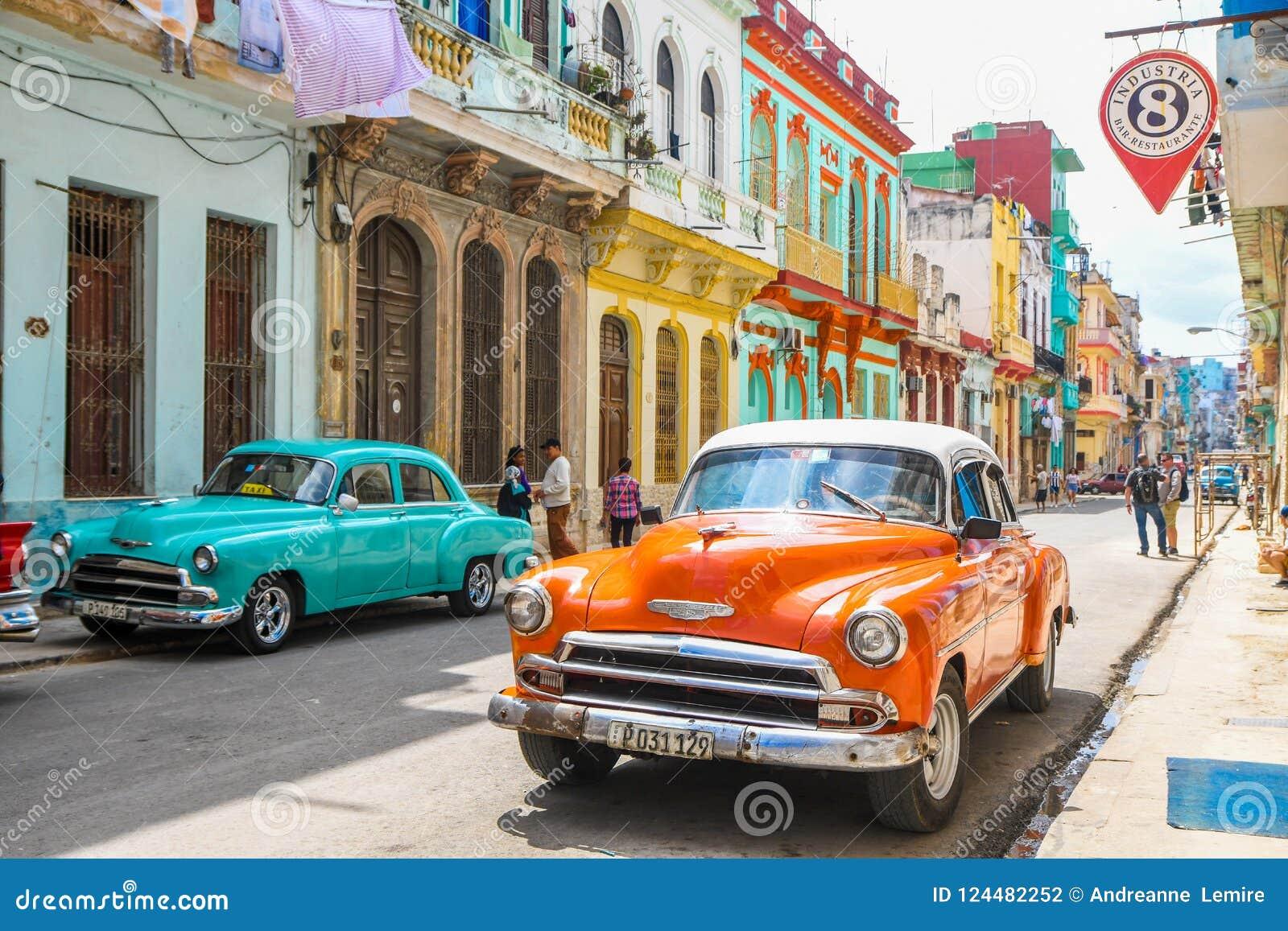 Vieille la Havane magique