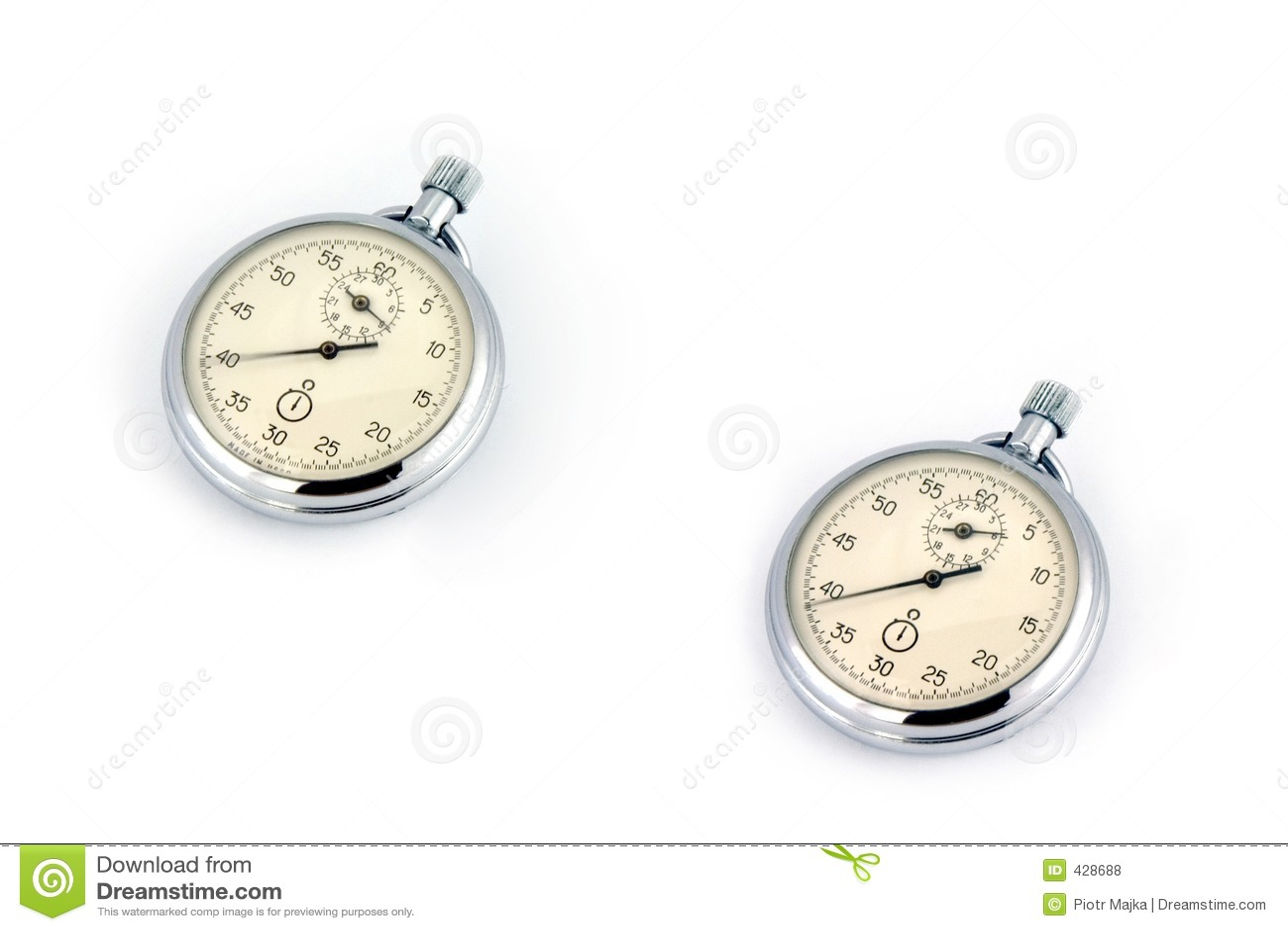 Vieille montre russe