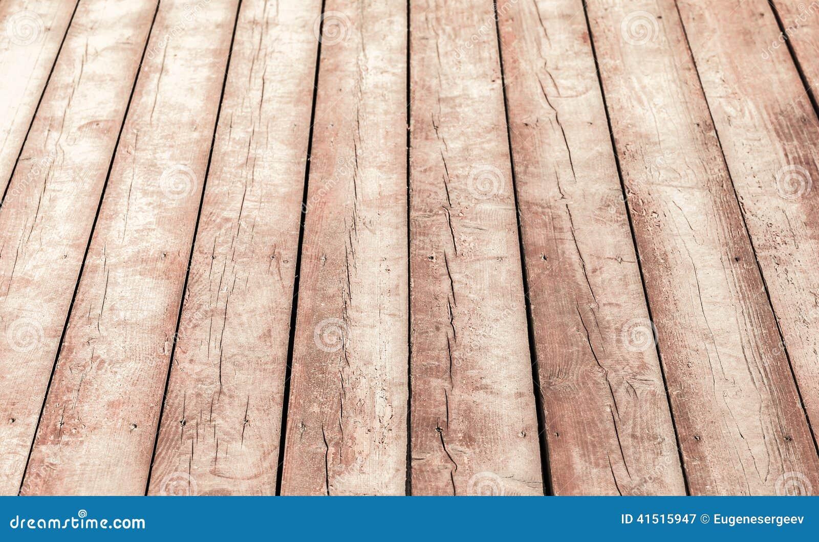 Vieille perspective en bois de plancher texture de fond photo stock image 41515947 for Peinture plancher en bois