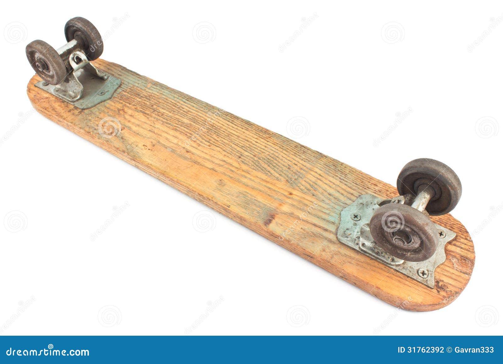 Vieille planche roulettes en bois for Vieille planche de bois