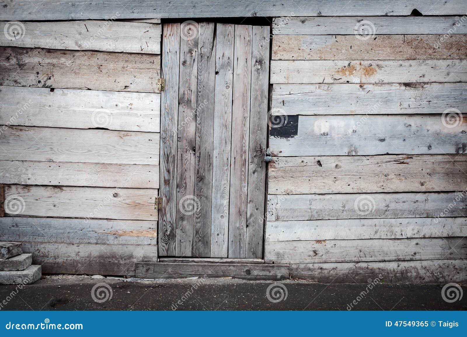 Vieille porte en bois de planche photo stock image 47549365 - Vieille porte en bois a donner ...