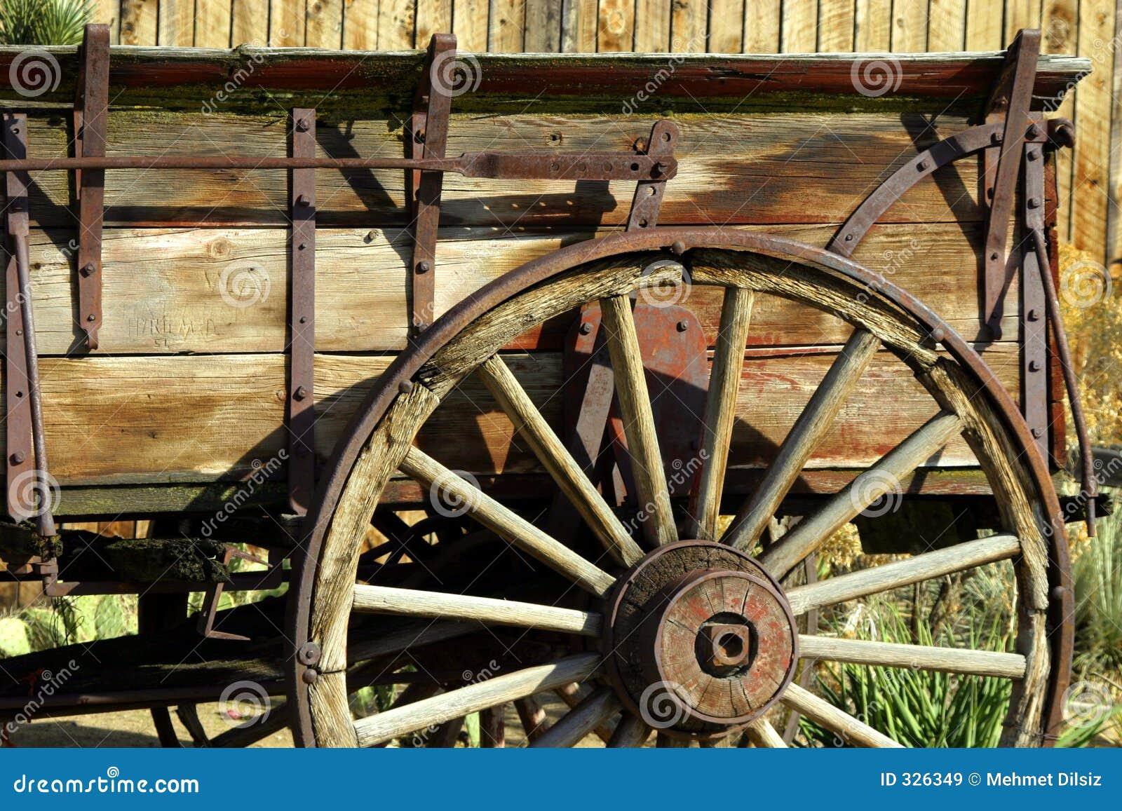 vieille roue de chariot antique image stock image du. Black Bedroom Furniture Sets. Home Design Ideas