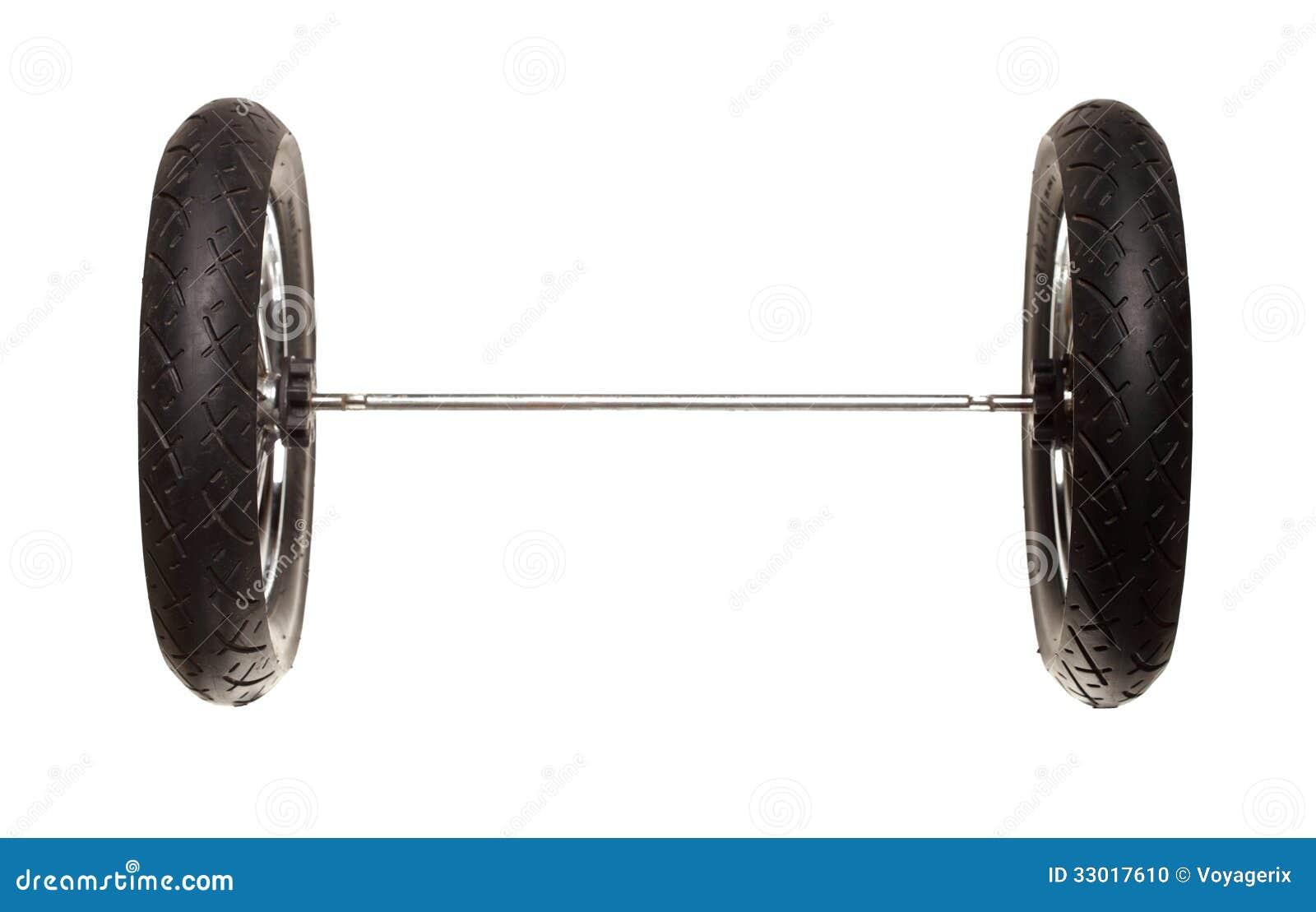 roue de landau