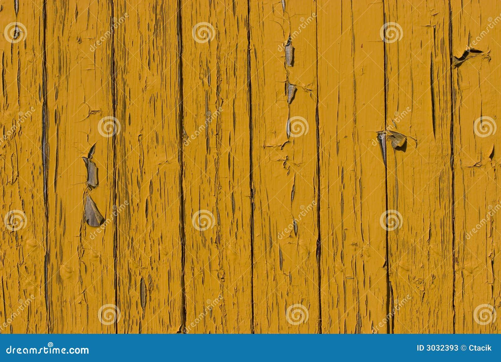 Vieille surface en bois jaune de planche photos stock for Vieille planche de bois
