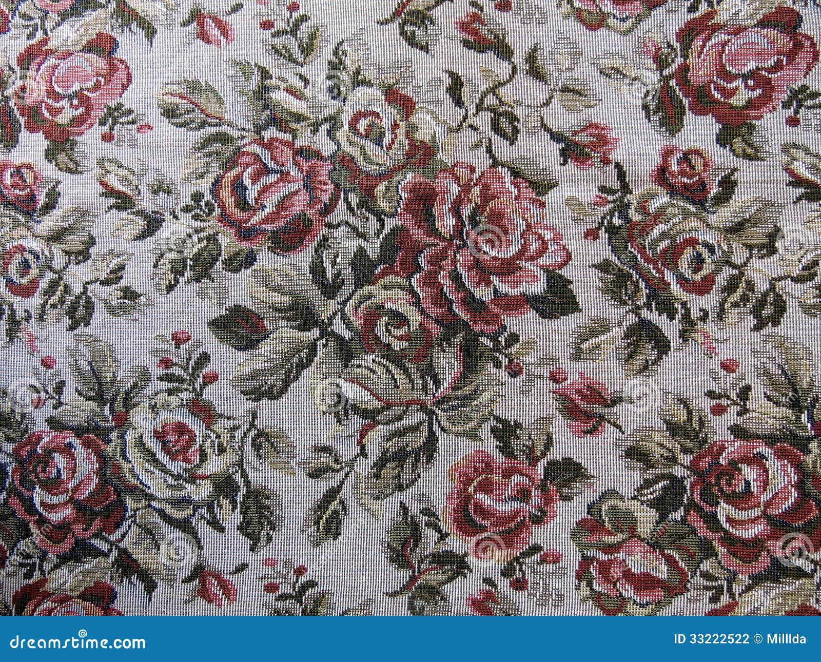 Vieille tapisserie photographie stock image 33222522 for Comment enlever de la tapisserie