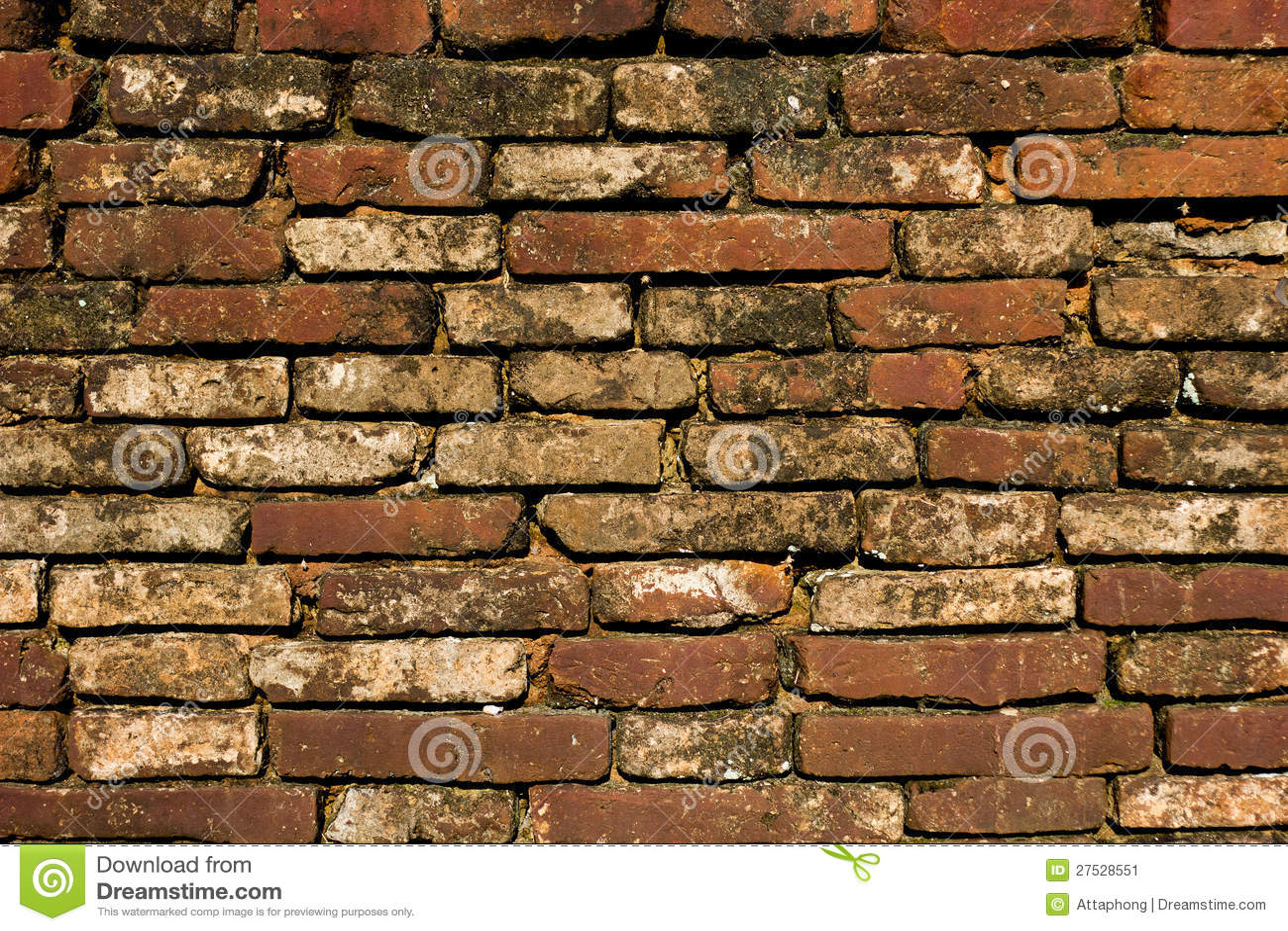 vieille texture de mur de briques image stock image du brun personne 27528551. Black Bedroom Furniture Sets. Home Design Ideas