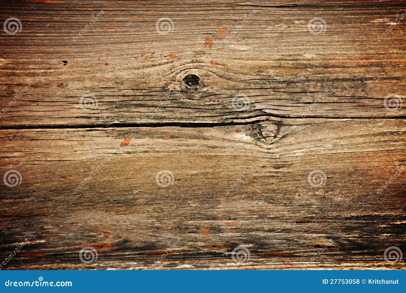 Vieille texture en bois d écorce
