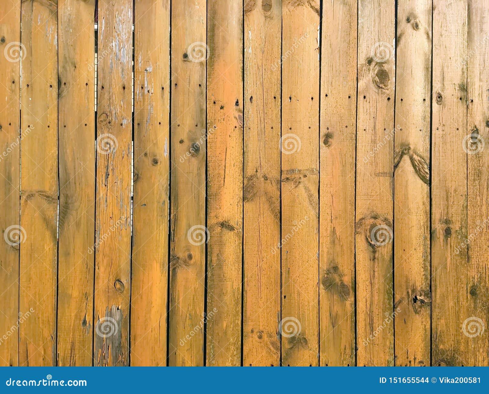 Vieille texture en bois Un fond pour un plancher