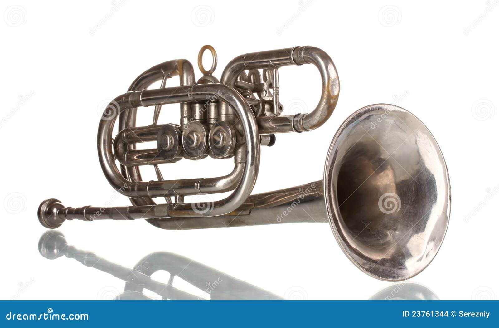 Vieille trompette