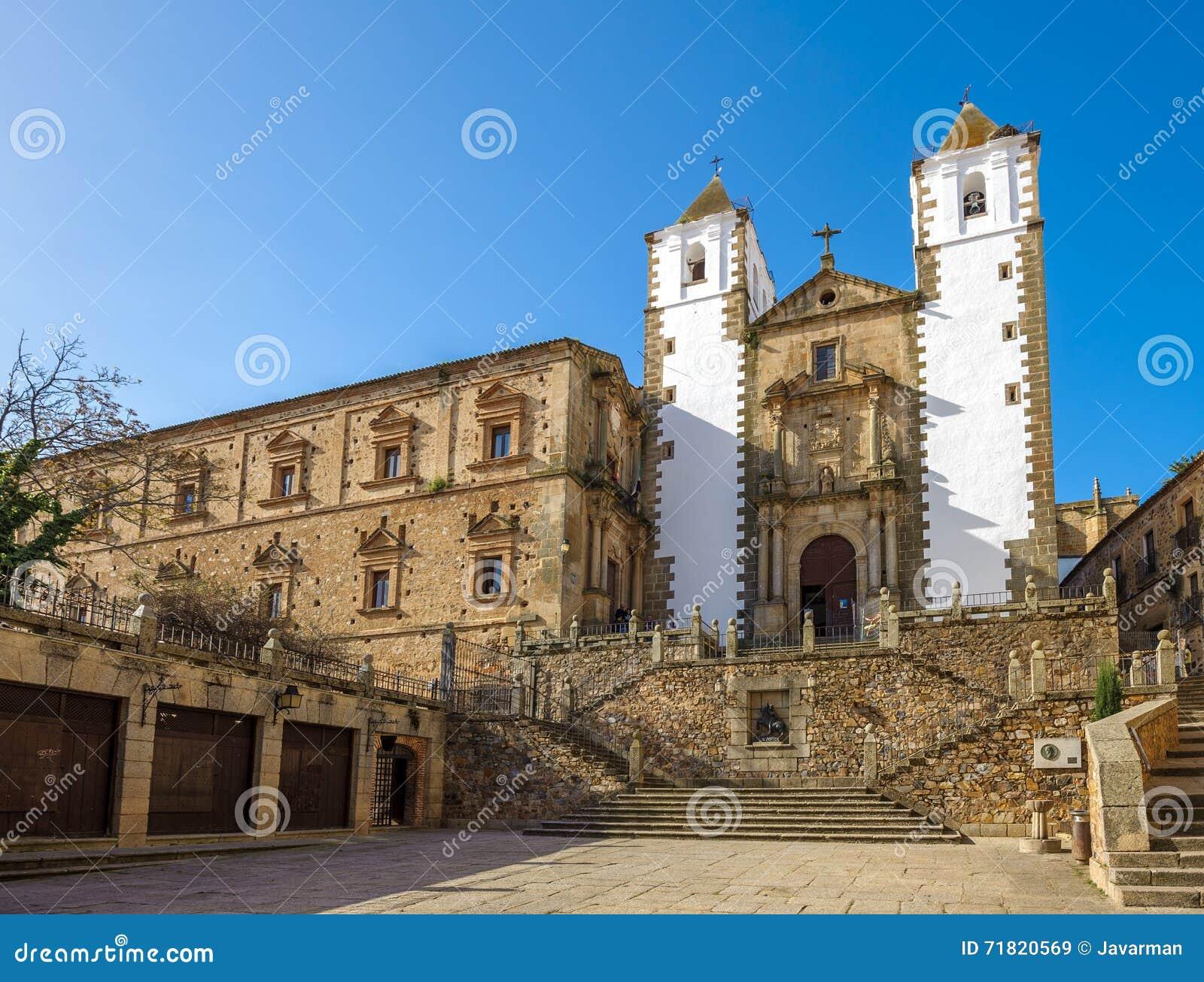 Ville Caceres Espagne