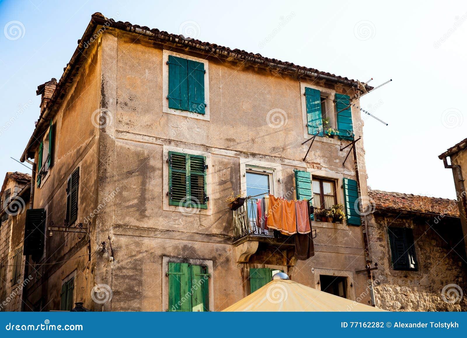 Vieille ville Kotor dans Monténégro