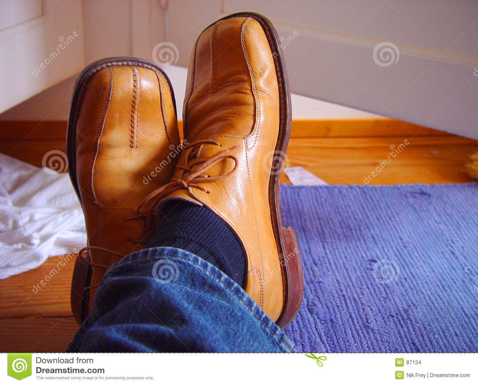 Vieilles chaussures