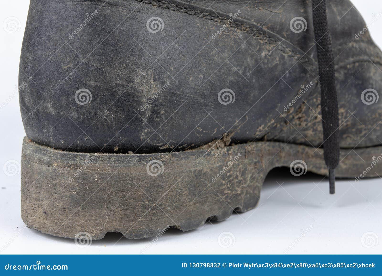 Chaussures Noires En Sales Chaussures Vieilles Militaires FK1lJcT
