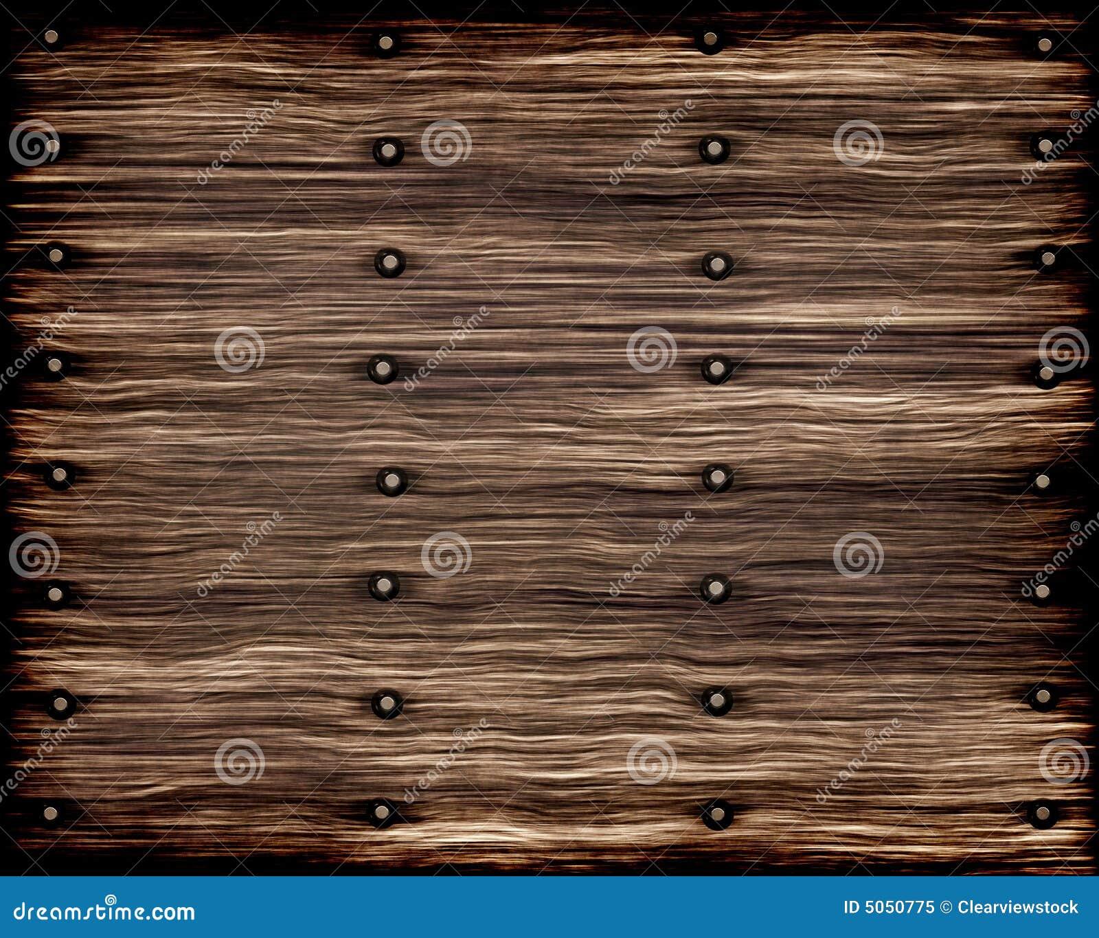 Vieilles planches en bois grunges illustration de vecteur for Vieille planche de bois