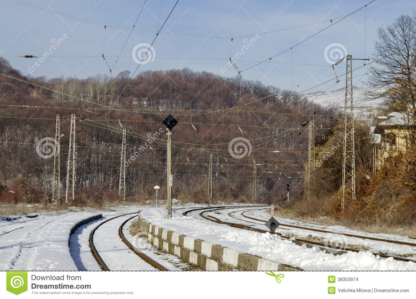 Vieja estación del ferrocarril