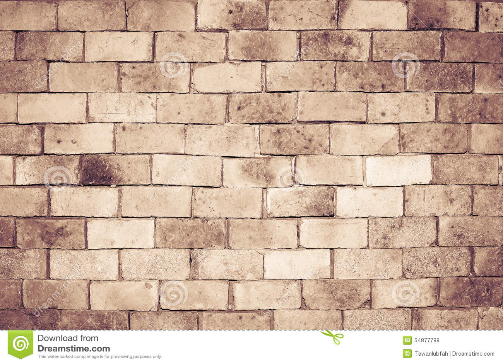 Vieja textura de la pared de ladrillo para el fondo tono - Ladrillos para pared ...