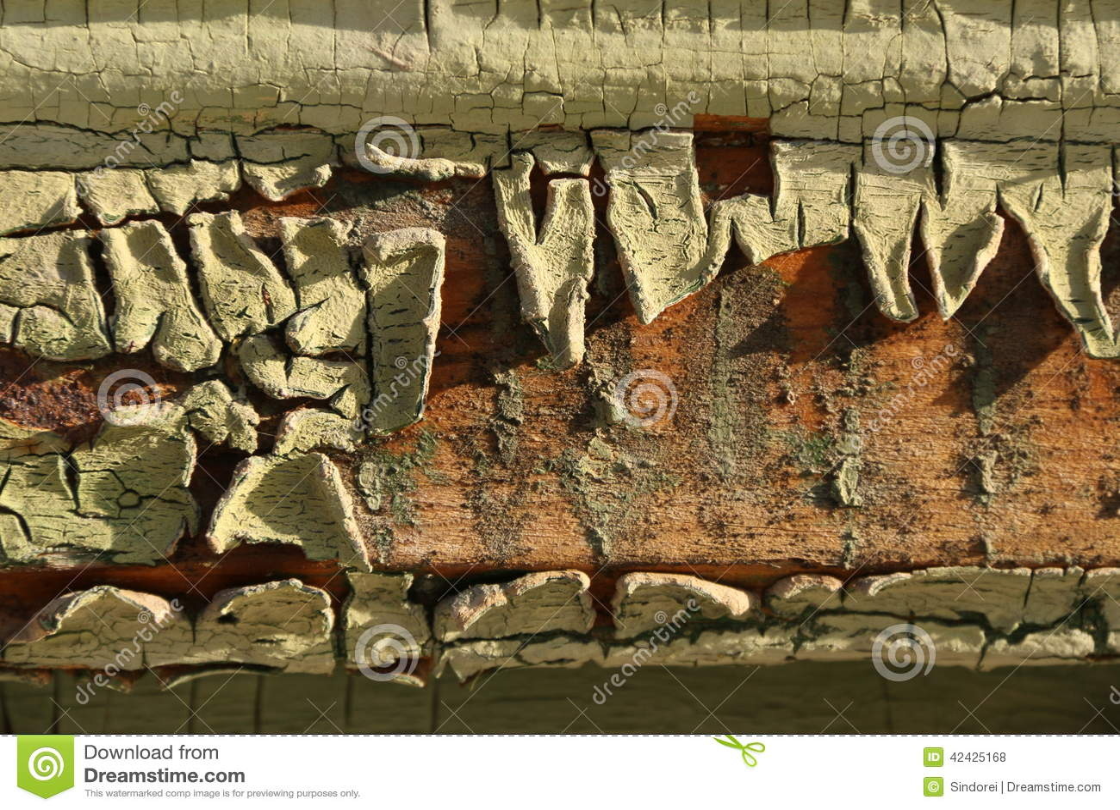 Vieja textura de madera agrietada