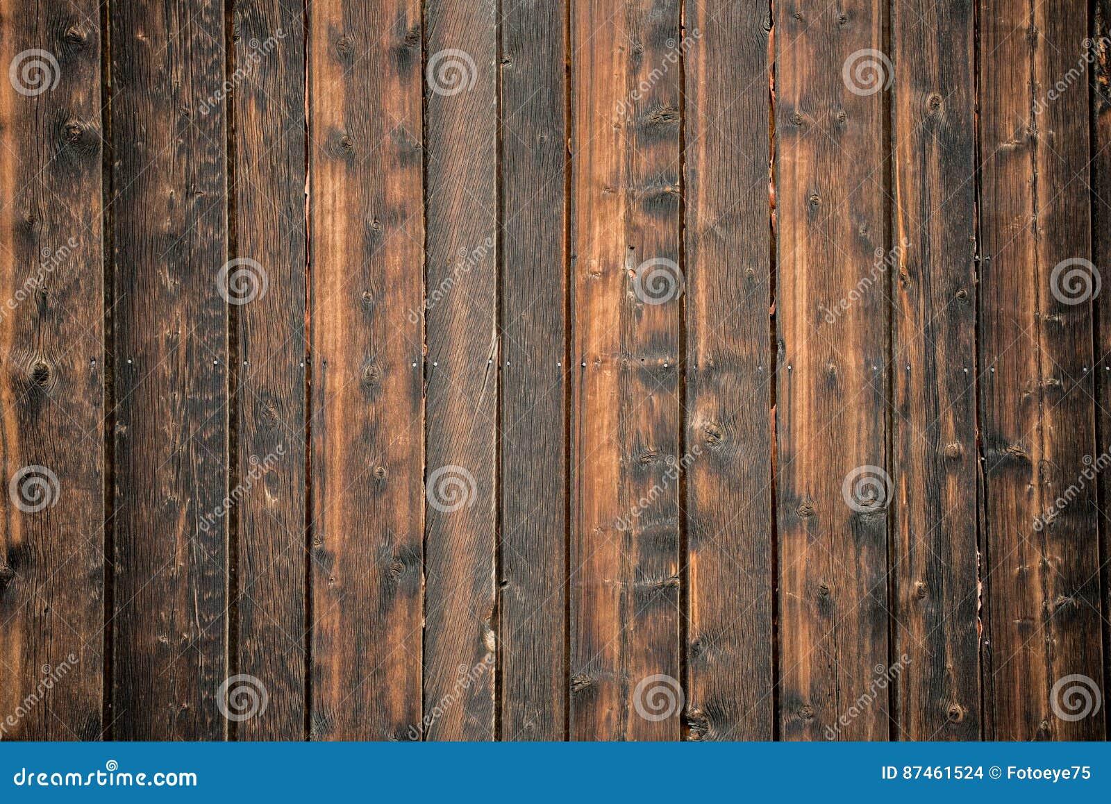 Vieja textura de madera occidental del fondo del granero