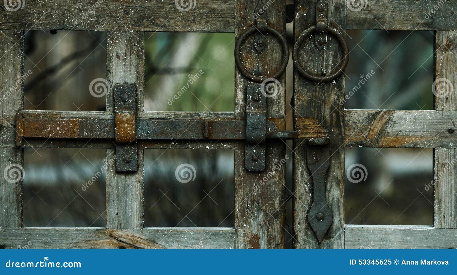 Viejas puertas
