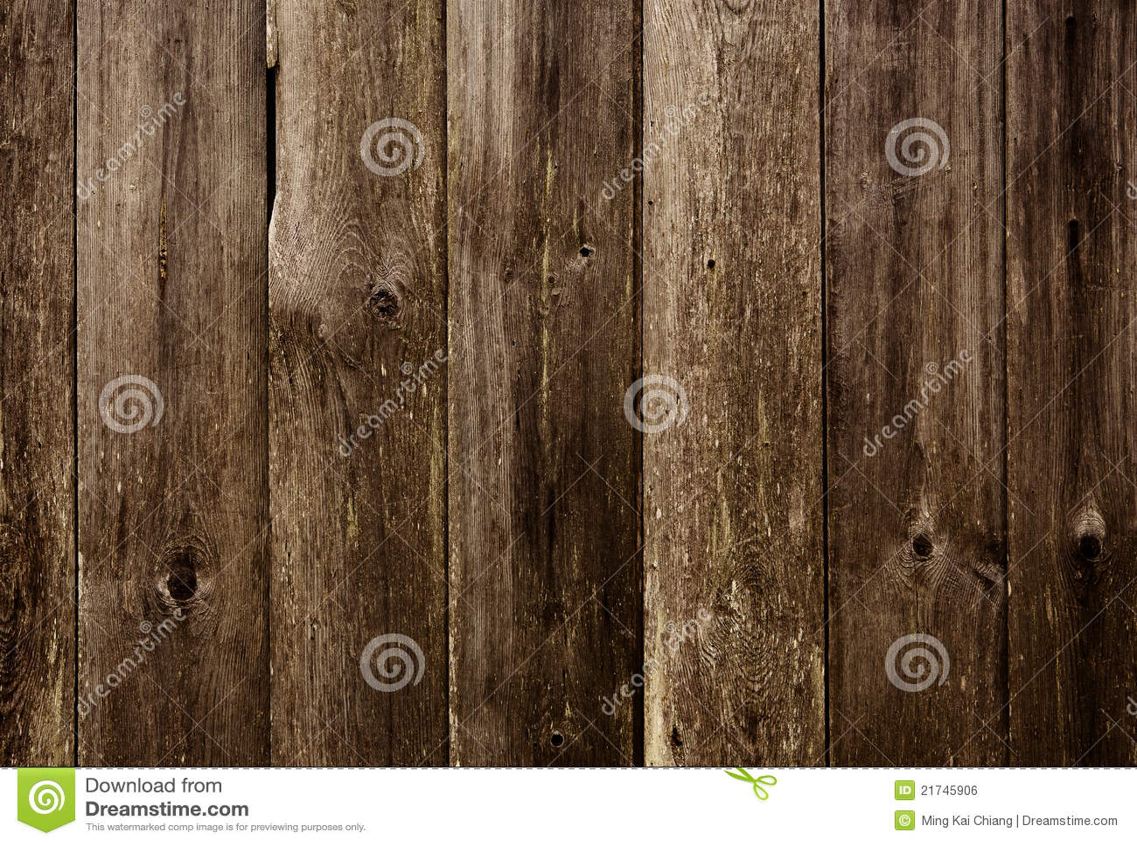 Viejo fondo de madera oscuro