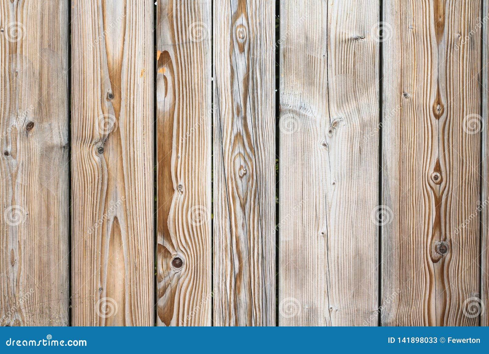 Viejo fondo de madera Fondo superficial de madera marrón claro sucio y resistido rústico de la textura del tablón de la pared