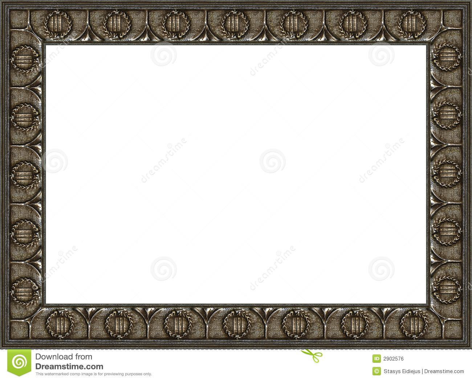 Viejo marco de madera imagen de archivo libre de regal as - Marcos de fotos madera ...