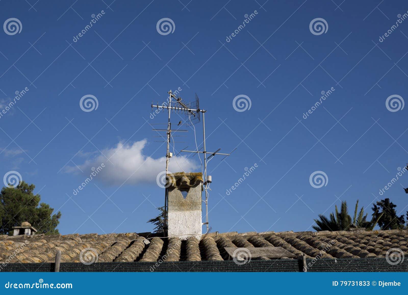 Viejo tejado