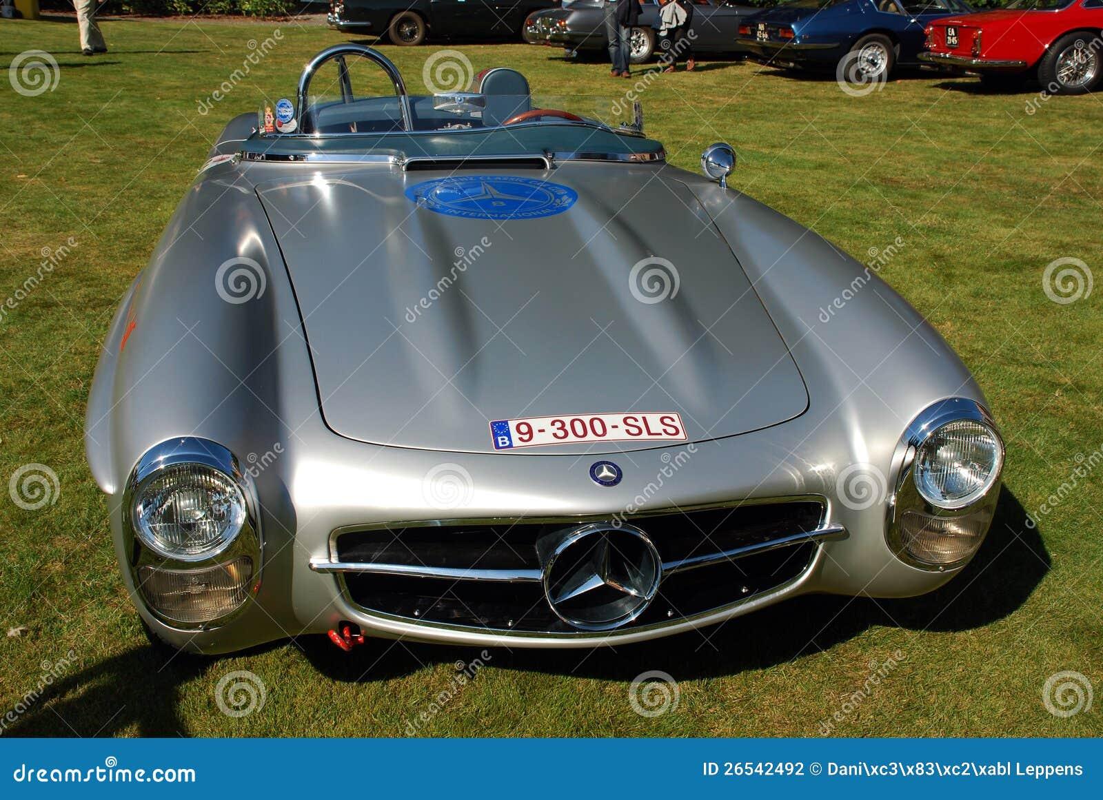 Viejo temporizador Mercedes 300 sls