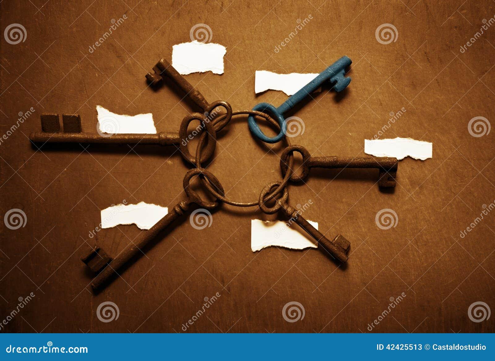Viejos claves