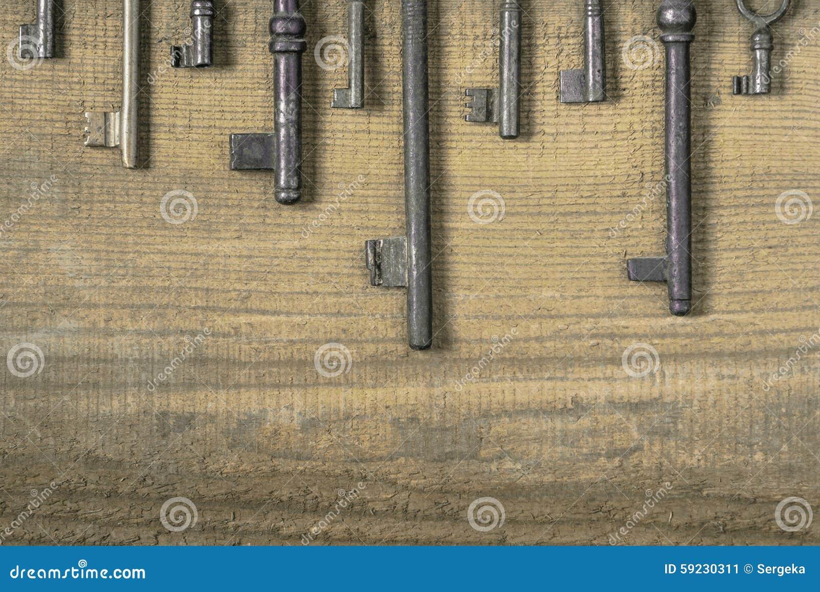 Download Viejos claves imagen de archivo. Imagen de obsoleto, oxidado - 59230311
