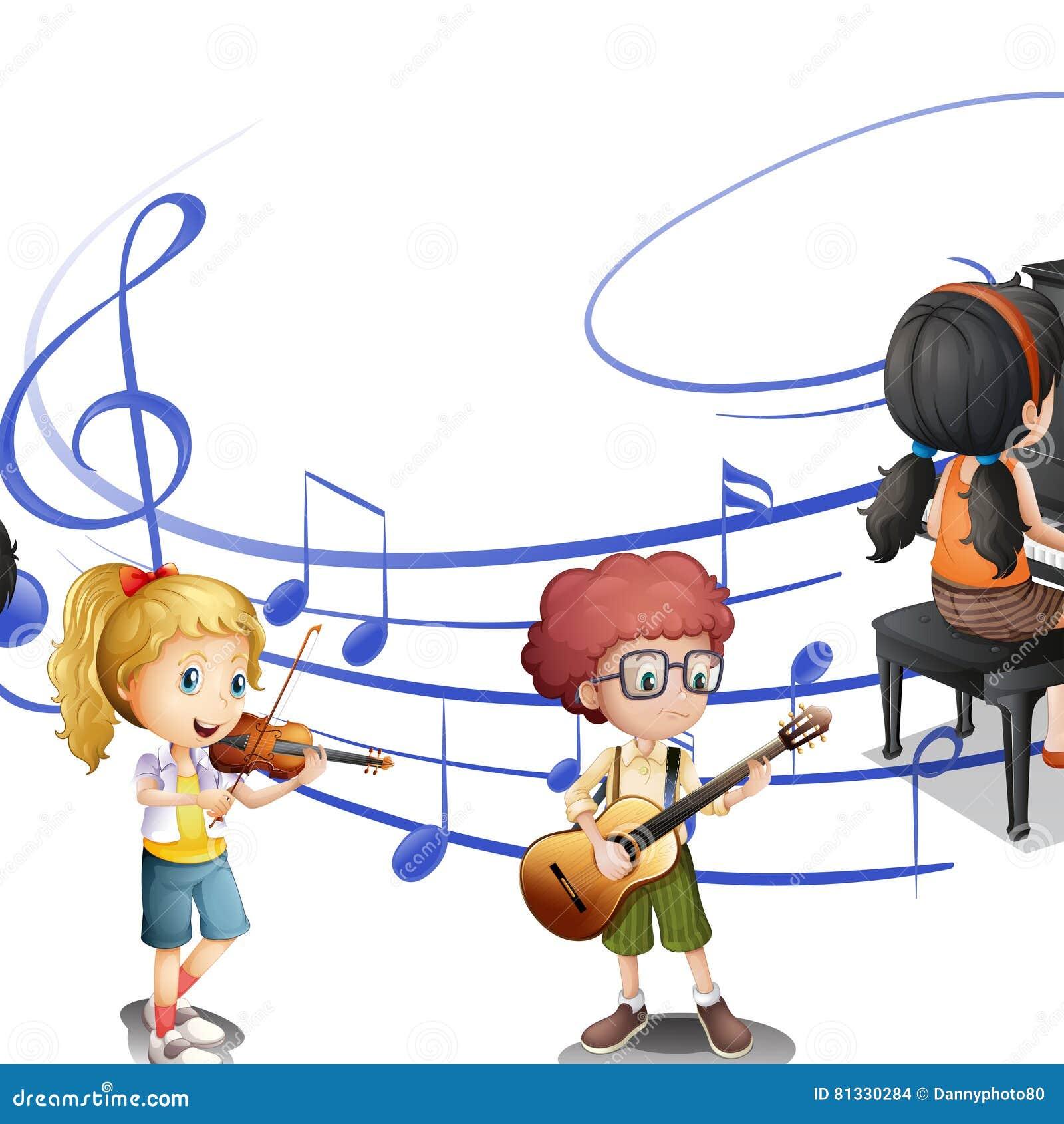 Musik Spiele FГјr Kinder