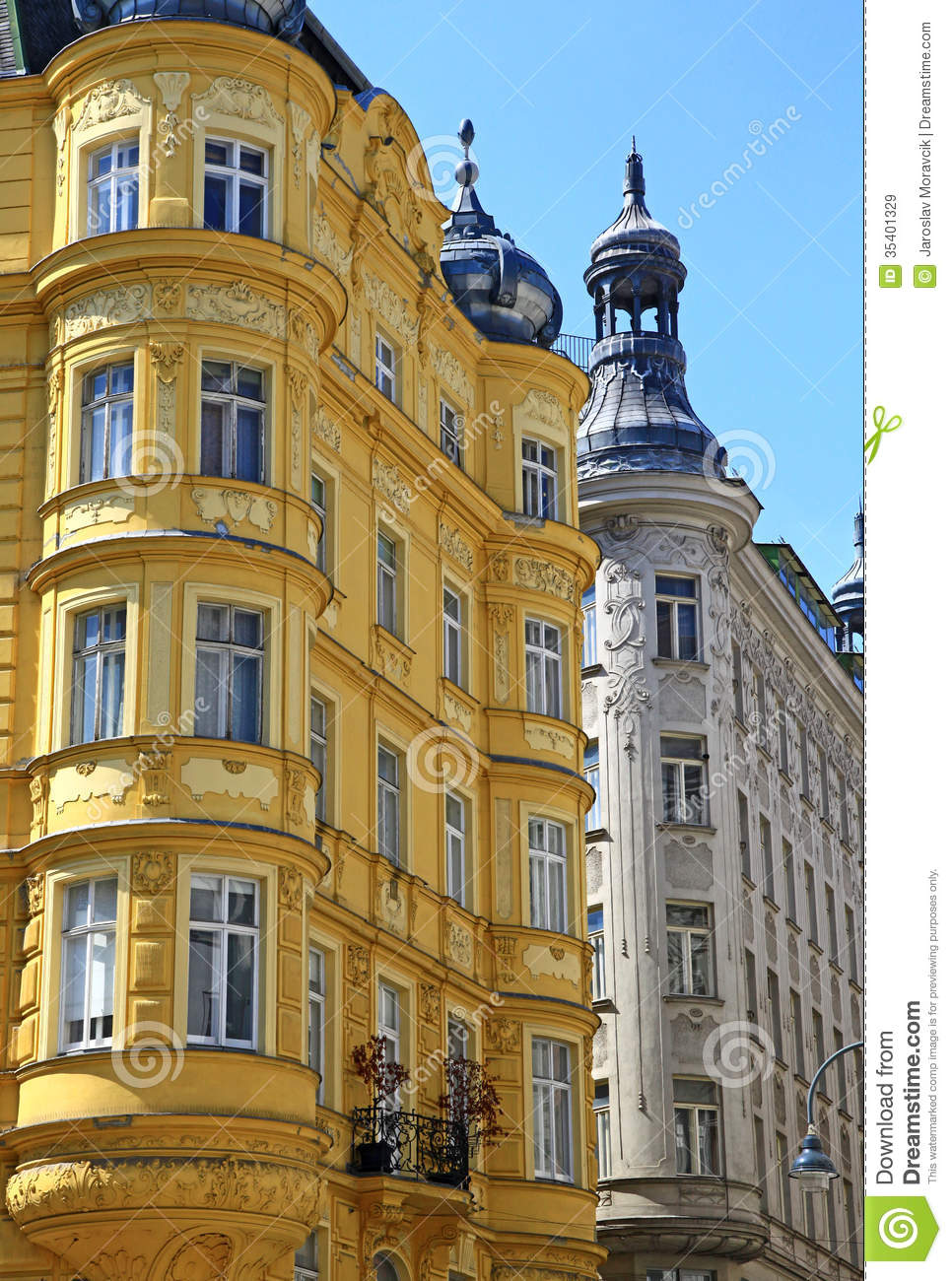 Vienna architecrure royalty free stock images image for Architecture vienne