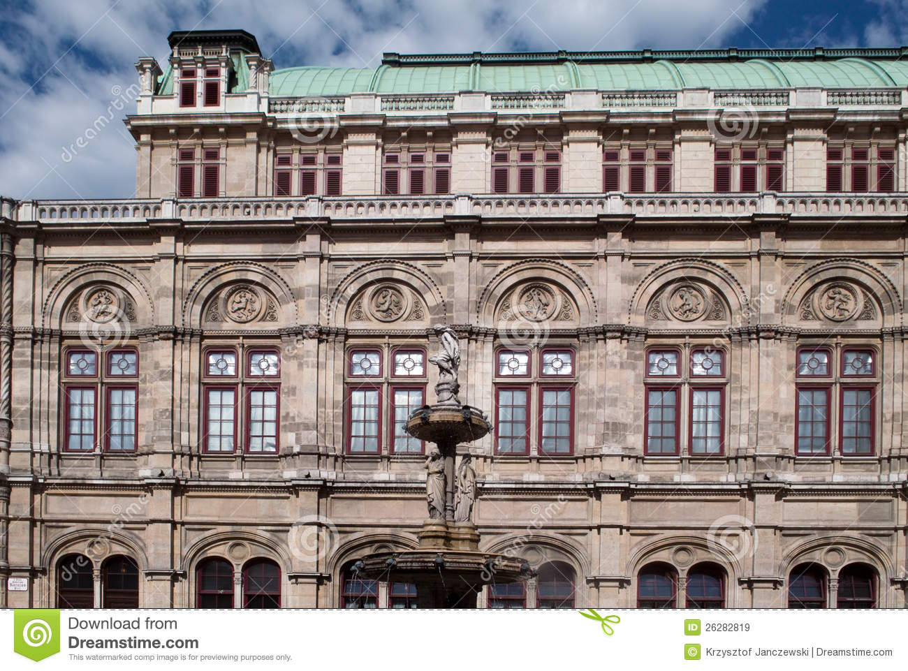 Vienna architecture royalty free stock images image for Architecture vienne