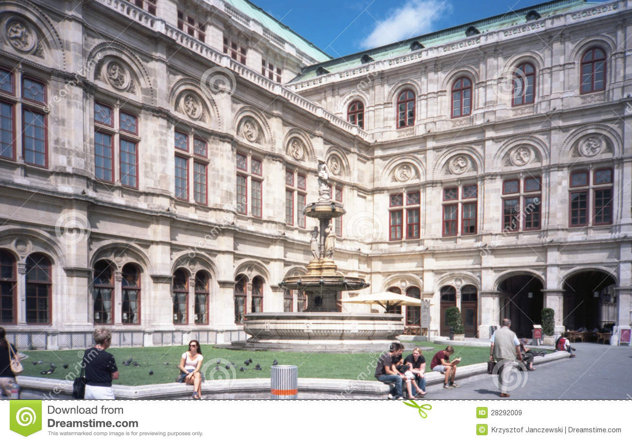 Vienna architecture editorial stock image image 28292009 for Architecture vienne