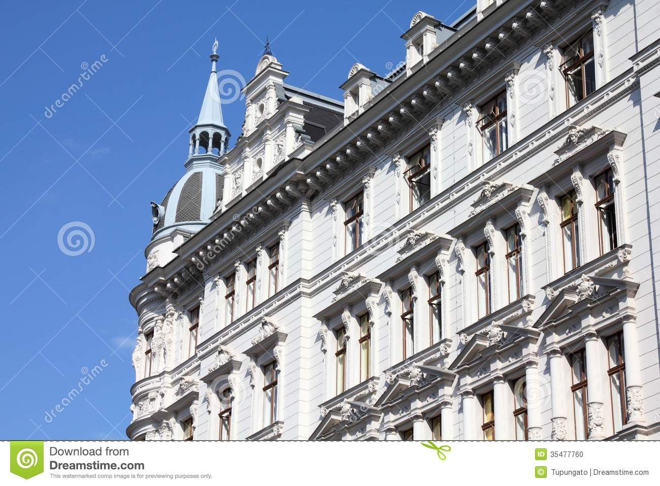 Vienna architecture stock photo image 35477760 for Architecture vienne