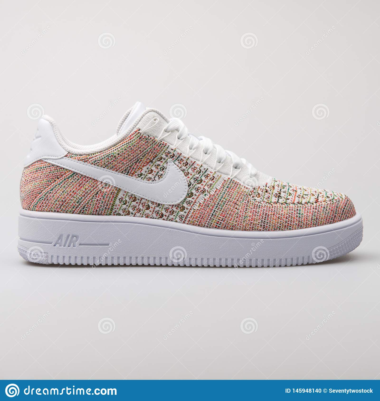 reputable site 77281 bd0f5 Nike Air Force 1 Ultra Flyknit Low Yellow Strike And White ...
