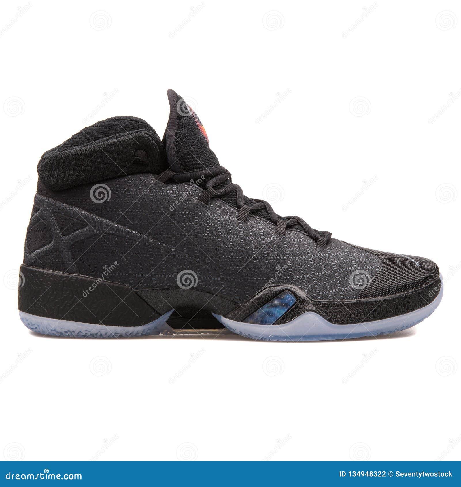 watch fa9cd abace Nike Air Jordan XXX White And Black Sneaker Editorial ...