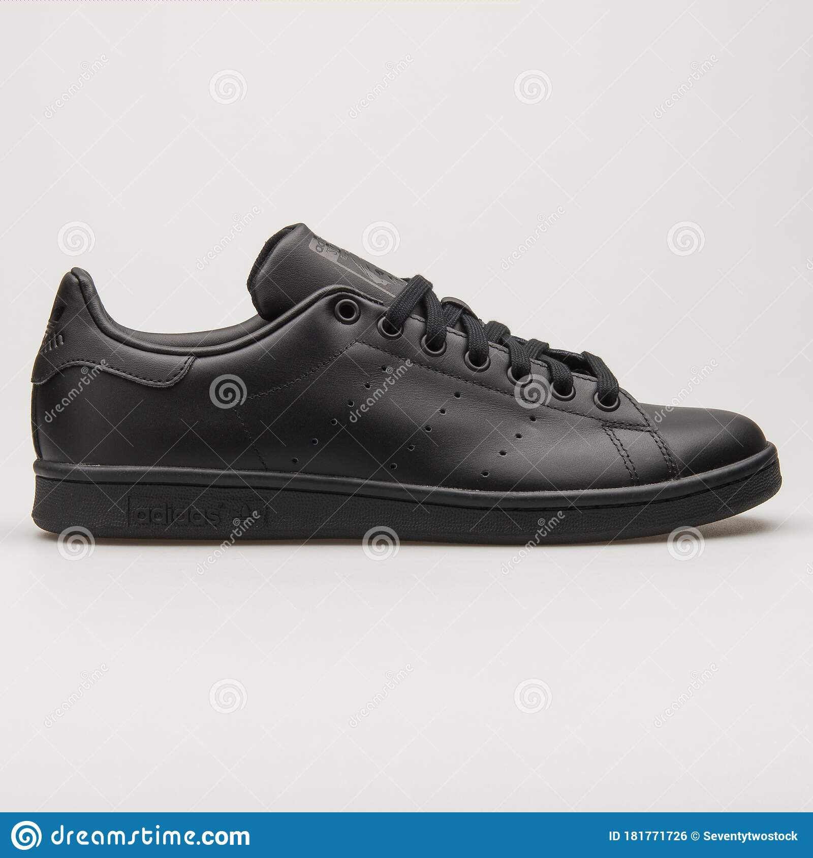 Adidas Stan Smith Black Sneaker